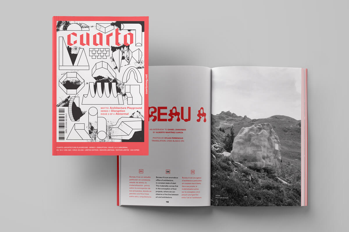 Cuarto Issue 2: Abnormal